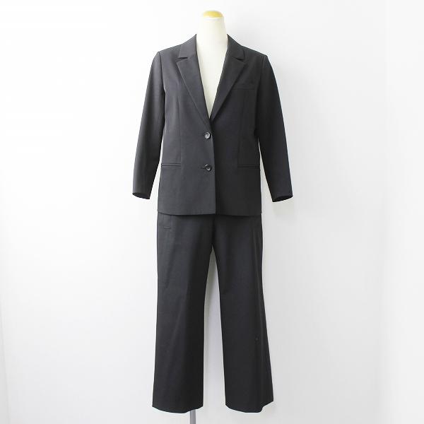 Theory luxe セオリーリュクス パンツスーツ セット 38/ブラック セットアップ B品【2400011047663】