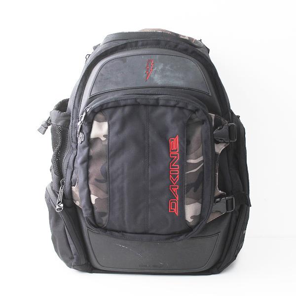 【期間限定30%OFF】DAKINE ダカイン VALLELY PACK バックパック/鞄 ブラック カモフラージュ かばん カバン リュックサック メンズ MENS【2400011070609】