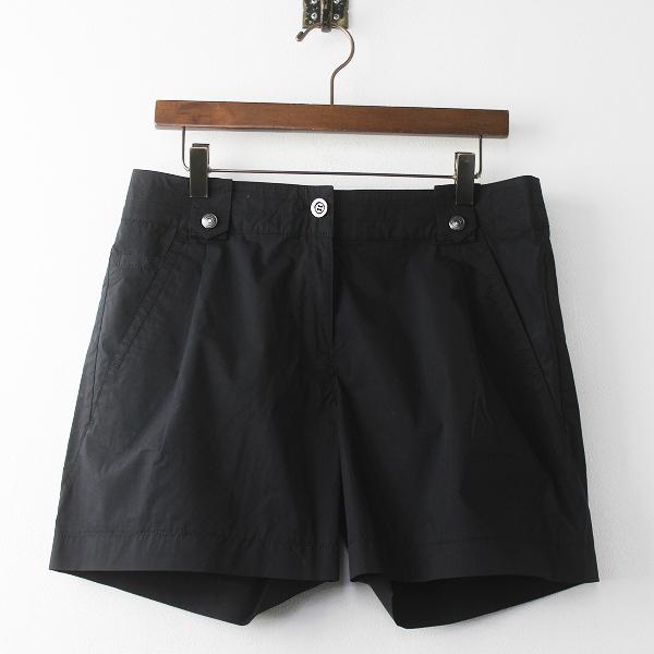 大きいサイズ Munsingwear マンシングウェア ショート パンツ 15/ブラック ボトムス【2400011124722】