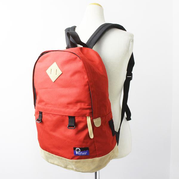 PENFIELD ペンフィールド ベーシック バックパック/赤 レッド カバン 鞄 BAG リュック ボディバッグ【2400011129406】