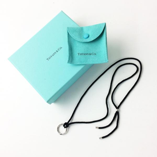 Tiffany & Co ティファニー 750 リング ペンダントトップ/シルバー アクセサリー 小物 【2400011290991】