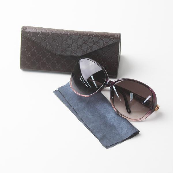 GUCCI グッチ GG3525/K/S WNYK8 サングラス/パープル 小物 眼鏡 アクセサリー 【2400011329974】