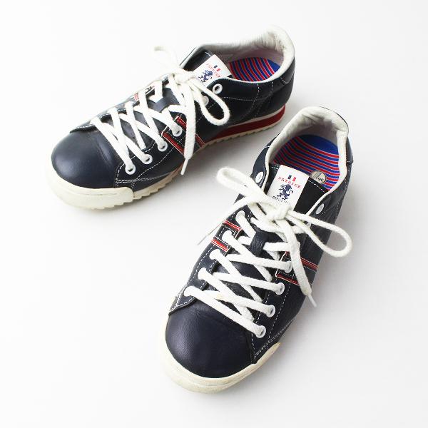PATRICK パトリック GSTAD グスタード スニーカー 36/ネイビー シューズ 靴 【2400011337641】
