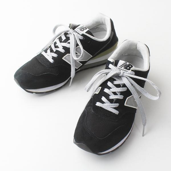 new balance ニューバランス MRL996BL スニーカー 24/ブラック シューズ クツ 靴 くつ【2400011392329】
