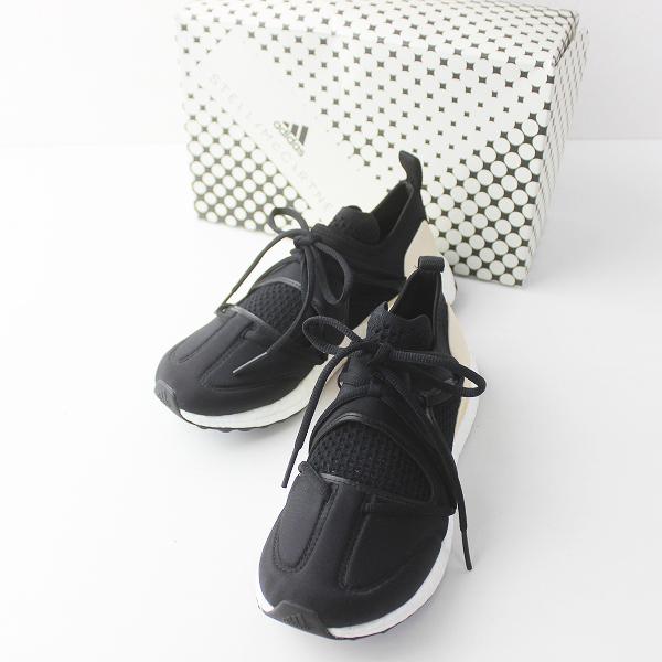adidas アディダス F35837 STELLA McCARTNEY ULTRABOOST T Shoes スニーカー 22.5/ブラック 靴 くつ【2400011404428】