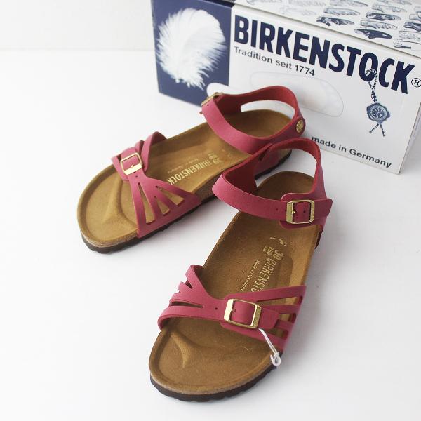 未使用品 BIRKENSTOCK ビルケンシュトック Bali バリ ストラップ サンダル 25/エンジ 系 シューズ【2400011460646】