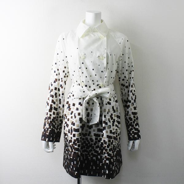 国内正規品 Aquascutum アクアスキュータム レインコート/ホワイト 白 羽織り トップス【2400011465153】