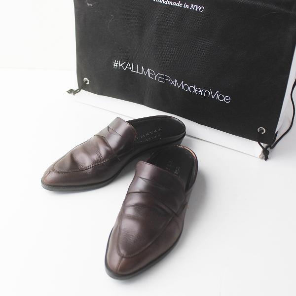 Deuxieme Classe ドゥーズィエムクラス KALLMEYER ローファー サンダル 16093510001630 36/ブラウン 靴 シューズ 【2400011469243】-.