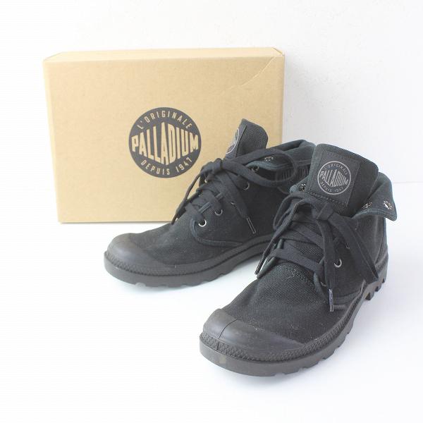 PALLADIUM パラディウム PAMPA HI ハイカット シューズ 26/メンズ ブラック 靴 くつ スニーカー【2400011491046】