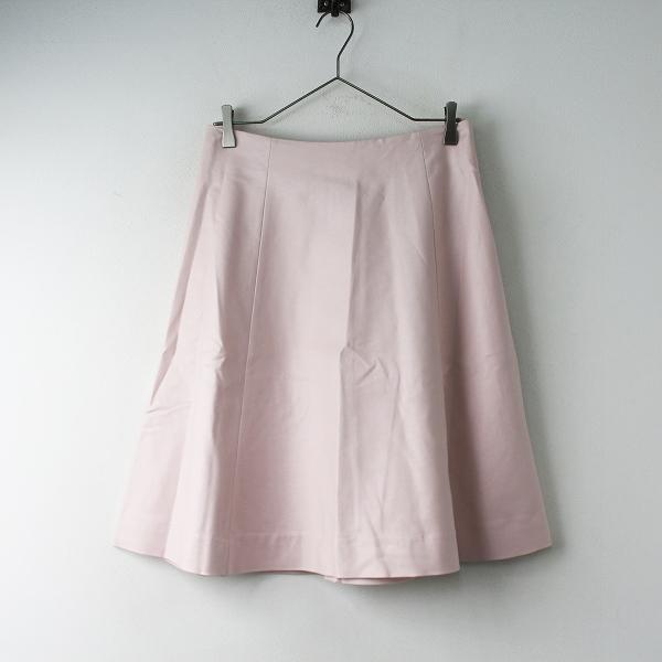 ANTEPRIMA アンテプリマ コットン レーヨン Aライン スカート 42/ピンク ボトムス【2400011544483】