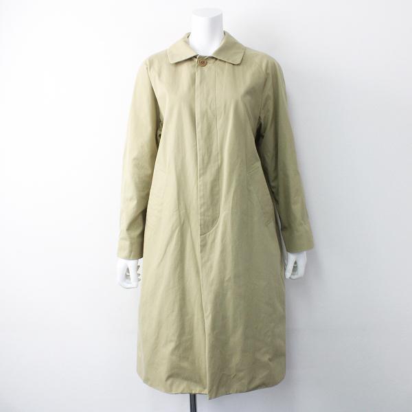 2017SS 春夏 YAECA ヤエカ 175202 Sountien Collar Coat Long M/アウター コート 上着 長袖【2400011555502】