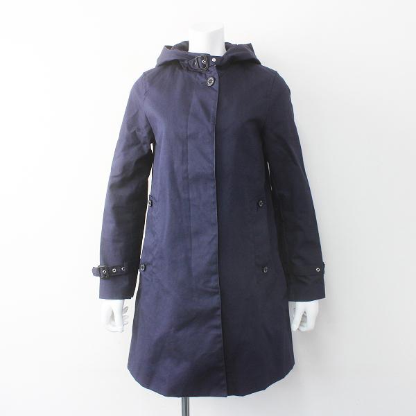 Traditional Weatherwear トラディショナル ウェザーウェア フリースライナー付き コットンフーデッド コート 34【2400011564573】