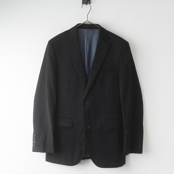 BLACK LABEL CRESTBRIDGE ブラックレーベル クレストブリッジ ウール テーラード ジャケット サイドベンツ入り///メンズ【2400011568366】