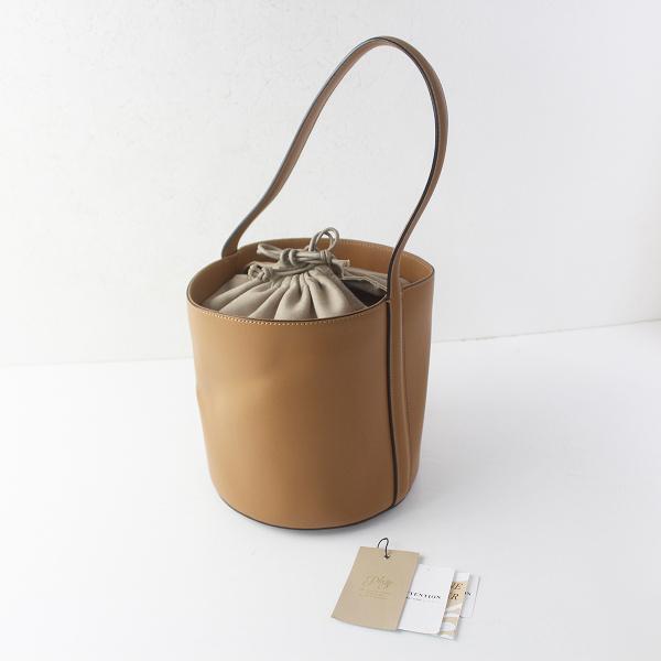 2016 定価2.4万 Plage プラージュ Round Bag ラウンド バッグ/ベージュ カバン 鞄 ワンハンド【2400011579997】(B)