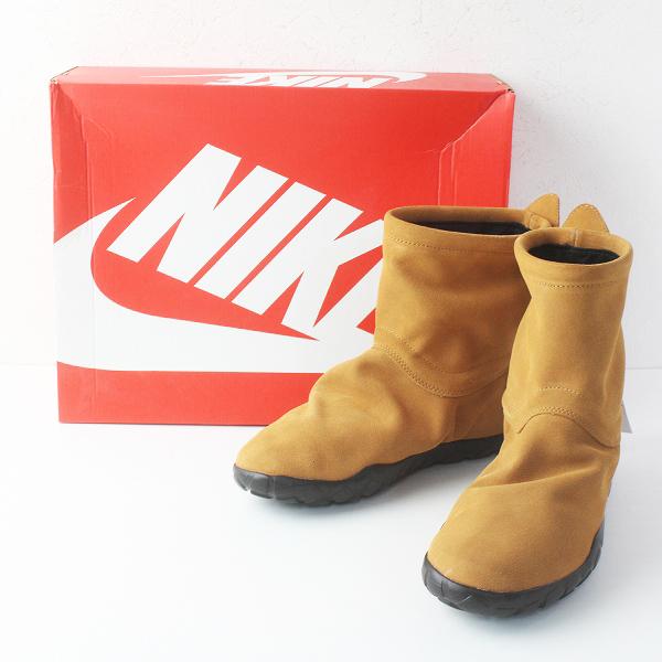 新品 NIKE ナイキ AH7915-201 チャッカ モック ウルトラ フラックス シューズ メンズ 26.0/オレンジキャメル 靴【2400011584915】