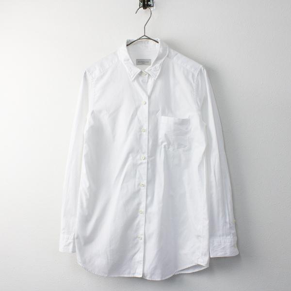 定価2万 Deuxieme Classe ドゥーズィエムクラス 2018AW ワイヤー wash シャツ 18050500401030/ホワイト トップス【2400011585387】-.