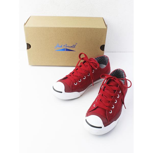 CONVERSE コンバース ジャックパーセル ゴアテックス スニーカー 22.5/レッド シューズ 靴 くつ クツ【2400011606365】
