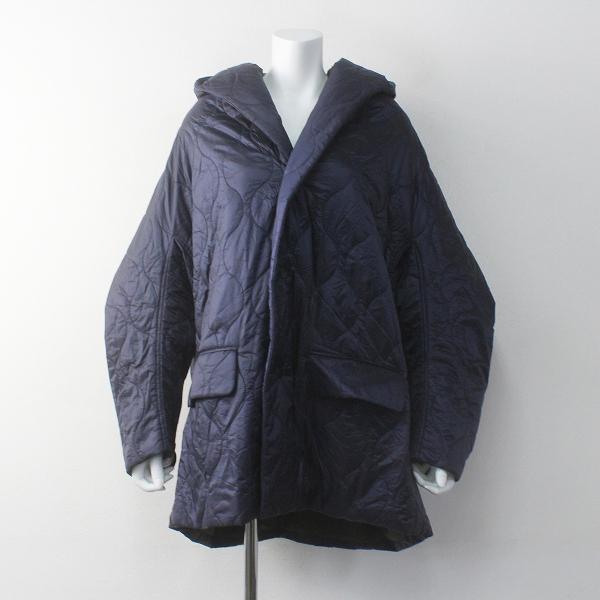 定価11万 Y's Yohji Yamamoto ワイズ ヨウジヤマモト Thinsulate シンサレート 中綿 キルティング フード ジャケット【2400011608079】