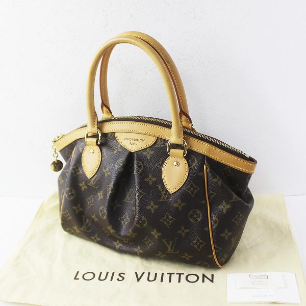 LOUIS VUITTON ルイヴィトン M40143 ティヴォリPM モノグラム ハンドバッグ/鞄 かばん BAG【2400011623157】