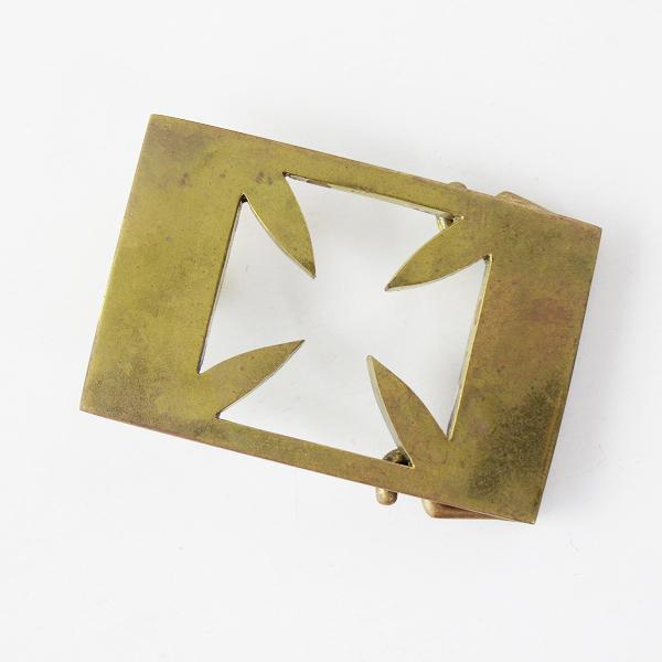 Cootie×Magical Design クーティー×マジカルデザイン ベルトバックル /ゴールド【2400011649812】
