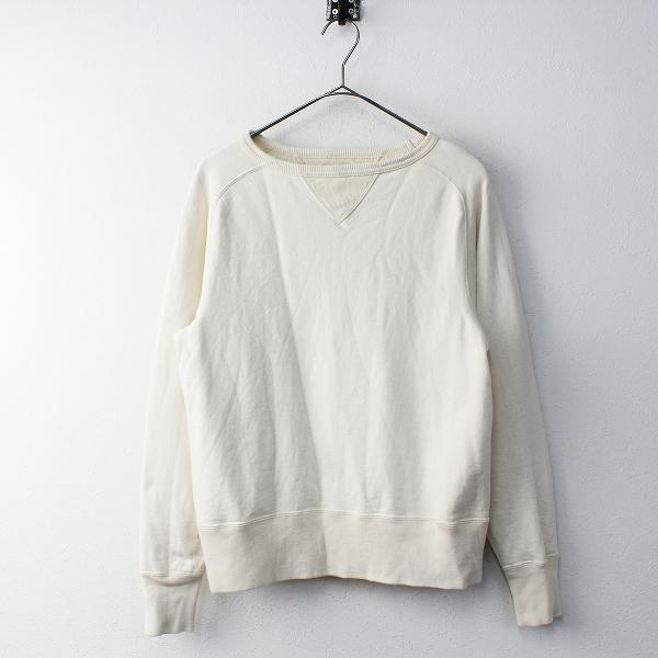 定2.2万 2018SS リノ LENO & CO L1801-SW001 Freedom Sleeve Shirt フリーダムスリーブスウェットシャツ 02/ベージュ【2400011657480】