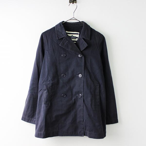 NIMES ニーム コットン ジャケット 0/ネイビー 紺 アウター トップス【2400011666376】