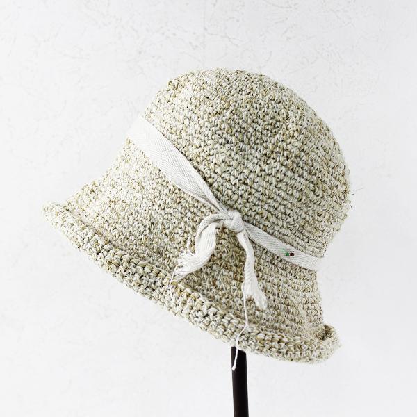 valeur HOPE バルール luyana コットンリネン ハット/ベージュ 帽子 HAT ナチュラル【2400011671738】