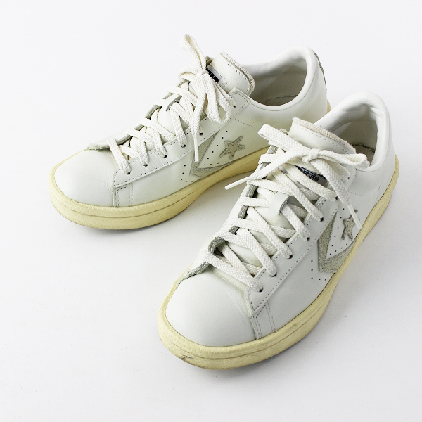 CONVERSE コンバース PRO-LEATHER 76 OX PRO-LEATHER 40th ANNIVERSARY スニーカー 23.5cm【2400011683854】