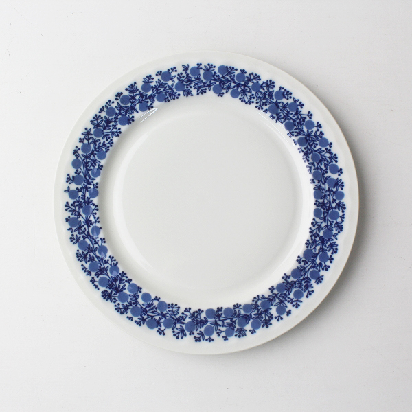 ビンテージ 美品 ARABIA アラビア Doria ドリア プレート/食器 お皿 ヴィンテージ【2400011691026】