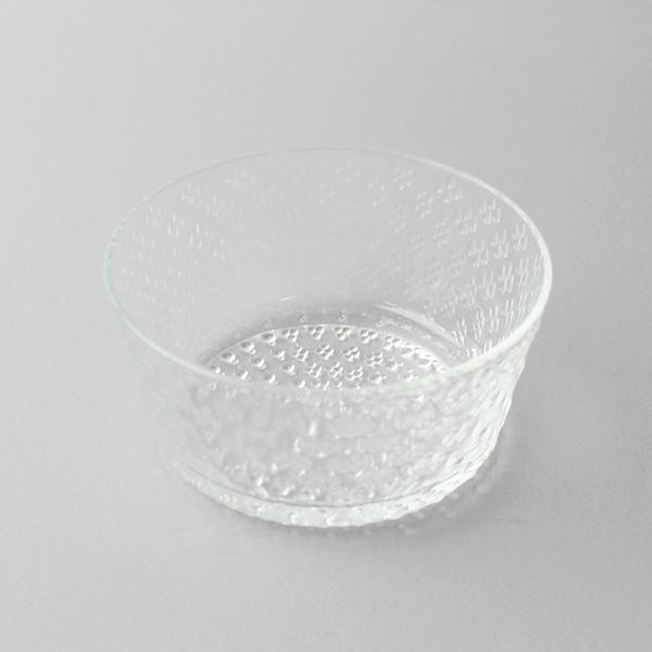 北欧 ビンテージ nuutajarvi ヌータヤルヴィ TUNDRA ツンドラ ガラスボウル/食器 インテリア お皿【2400011691071】