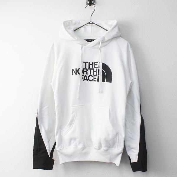 【期間限定20%OFF】THE NORTH FACE × sacai ザノースフェイス サカイ NT6175SA サイドジップアップ フーディー XS/ホワイト メンズ【2400011716125】
