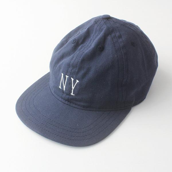 2018SS 完売品 Deuxieme Classe ドゥーズィエムクラス COOPERSTOWN クーパーズタウン BALL CAP NY CAP【2400011755957】-.
