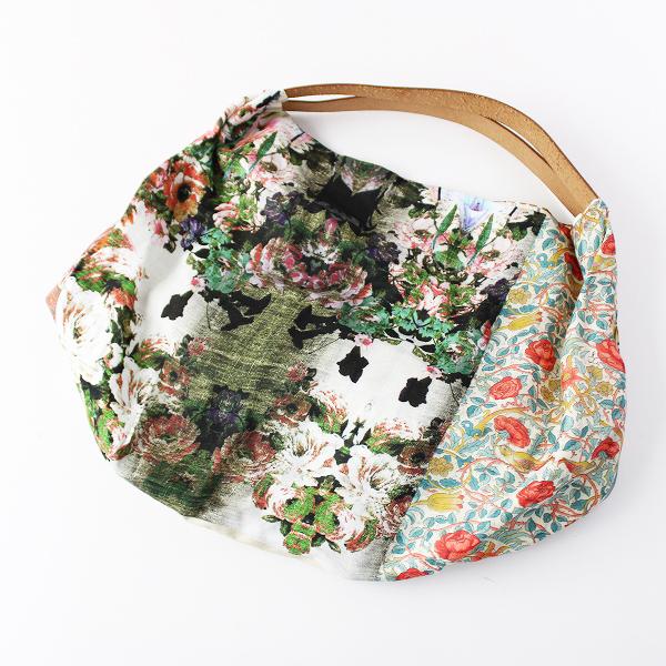 Bon Vieux Temps ボンビュータン パッチワーク トートバッグ/小物 鞄 かばん リバティ【2400011758675】