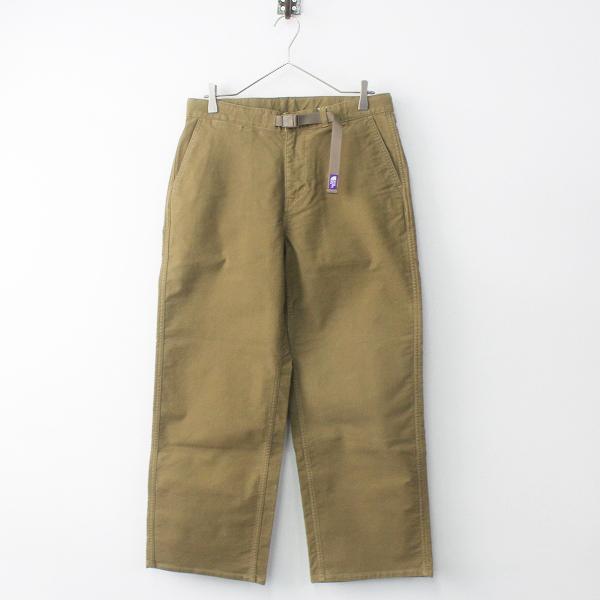 新品 THE NORTH FACE PURPLE LABEL ノースフェイス パープルレーベル Moleskin Stretch Field Pants ウィメンズ M【2400011768803】