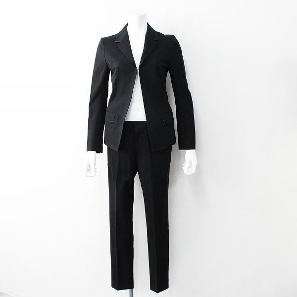 【期間限定20%OFF】Y'S YOHJI YAMAMOTO ワイズ ヨウジヤマモト パンツ スーツ セットアップ/ブラック ジャケット【2400011797148】