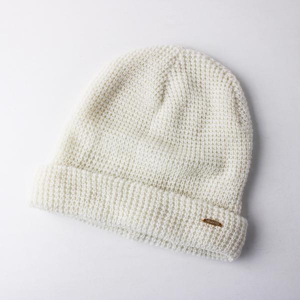 【期間限定70%OFF】studio CLIP スタジオクリップ ニット帽/ホワイト 帽子 小物 ヘアアクセサリー【2400011803474】