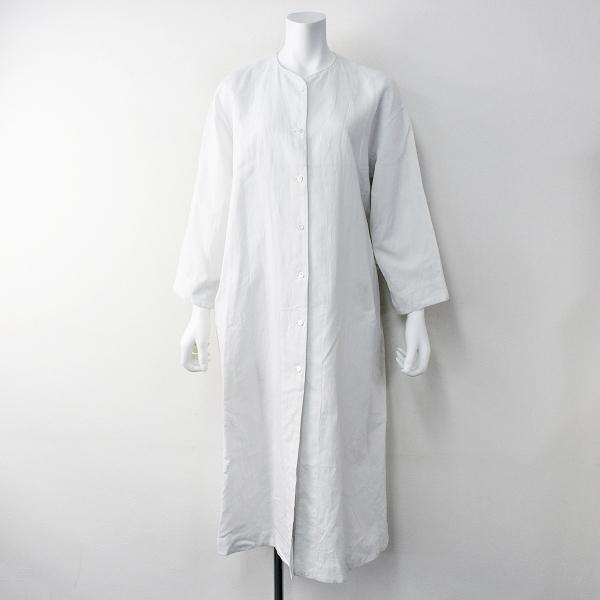 新品 定価6.1万 2019SS ARTS&SCIENCE アーツアンドサイエンス 091L52R18 Back string shirt ドレス 1/ホワイト【2400011804570】