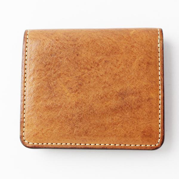 土屋鞄製造所 ウルバーノ コンパクトコインパース ミニ財布/キャメル 2つ折り財布 ウォレット レザー【2400011821492】