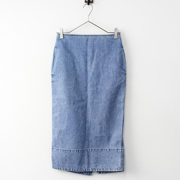 未使用品 MADISONBLUE マディソンブルー デニムタイトスカート 02/ボトムス【2400011822963】