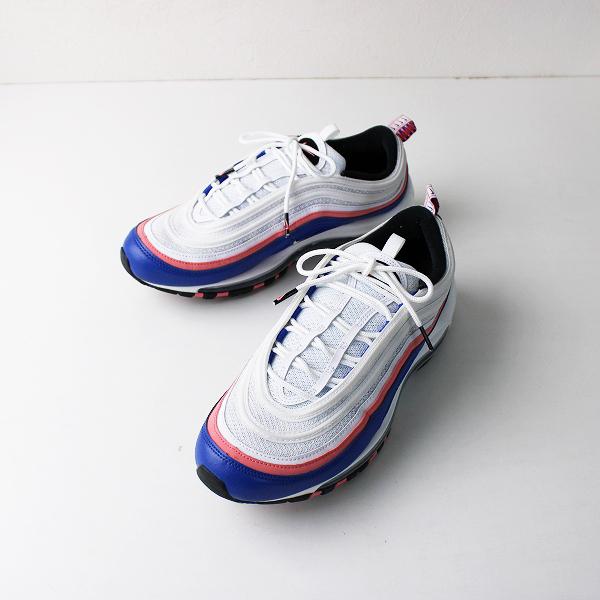 メンズ NIKE ナイキ 921826-107 AIR MAX 97 エア マックス 97 スニーカー 27.5/ホワイト 靴 シューズ【2400011842046】