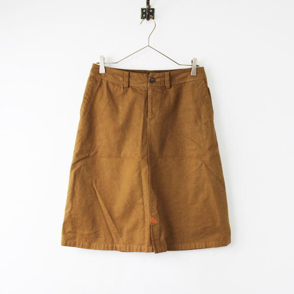 Pal'las Palace パラスパレス コットン 台形スカート 2/ブラウン ボトムス【2400011869104】