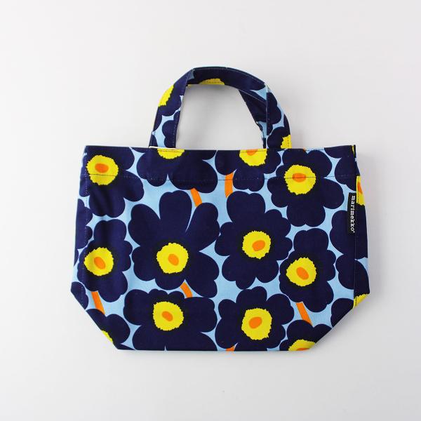 marimekko マリメッコ KORI MINI UNIKKO ハンドバッグ/ブルー 鞄【2400011897619】