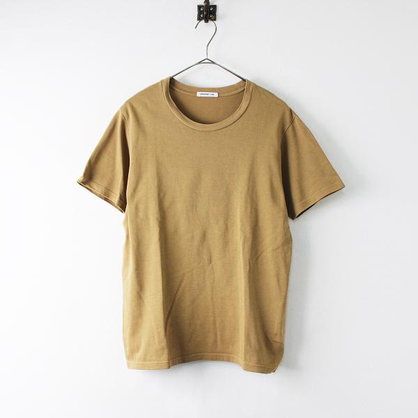美品 完売品 2019SS Deuxieme Classe ドゥーズィエムクラス EVERYDAY T-Shirt /キャメル トップス【2400011904874】-.