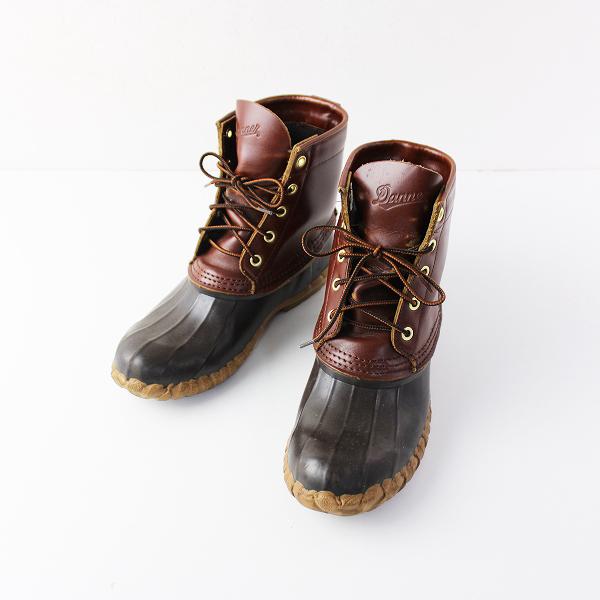 Danner ダナー 90301X SLUSHER 5 EYELETS ブーツ US6/ブラウン 24.0cm スラッシャー【2400011906311】