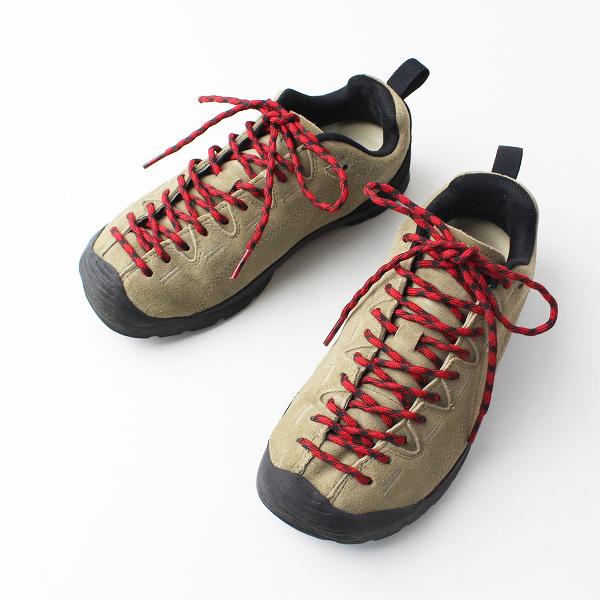 KEEN キーン JASPER ジャスパー スエード シューズ 25/ベージュ 靴 くつ【2400011913456】