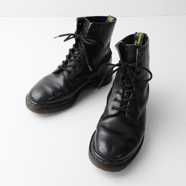 Dr.Martens ドクターマーチン 1460 8ホールブーツ 5/ブラック 靴 ショートブーツ シューズ【2400011980908】