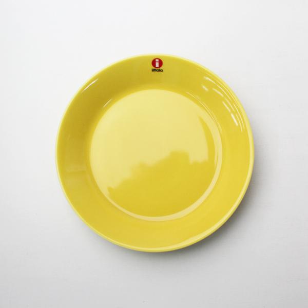 未使用 iittala イッタラ TEEMA ティーマ 15cm プレート/ハニー イエロー honey 皿【2400011980922】