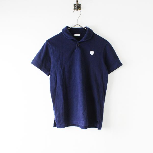 ORCIVAL オーシバル コットン ポロシャツ F/ネイビー【2400012056824】