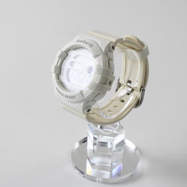 ジャンク品 CASIO カシオ Baby-G BGD-140 腕時計/ホワイト G-SHOCK【2400012094932】