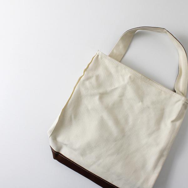 TEMBEA テンベア キャンバス ワンショルダーバッグ/キナリ 鞄【2400012096165】